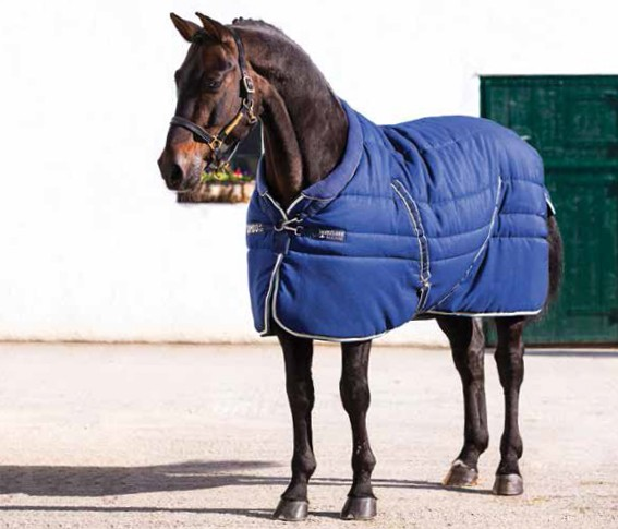 Horseware Rambo Cosy 400g Stable Rug  - Thomas Irving's equestrian and accessories store  Horseware Rambo Cosy 400g Stable Rug