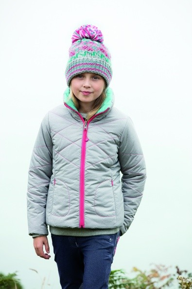 Horseware Reversible Kids Padded Jacket  - Thomas Irving's equestrian and accessories store  Horseware Reversible Kids Padded Jacket