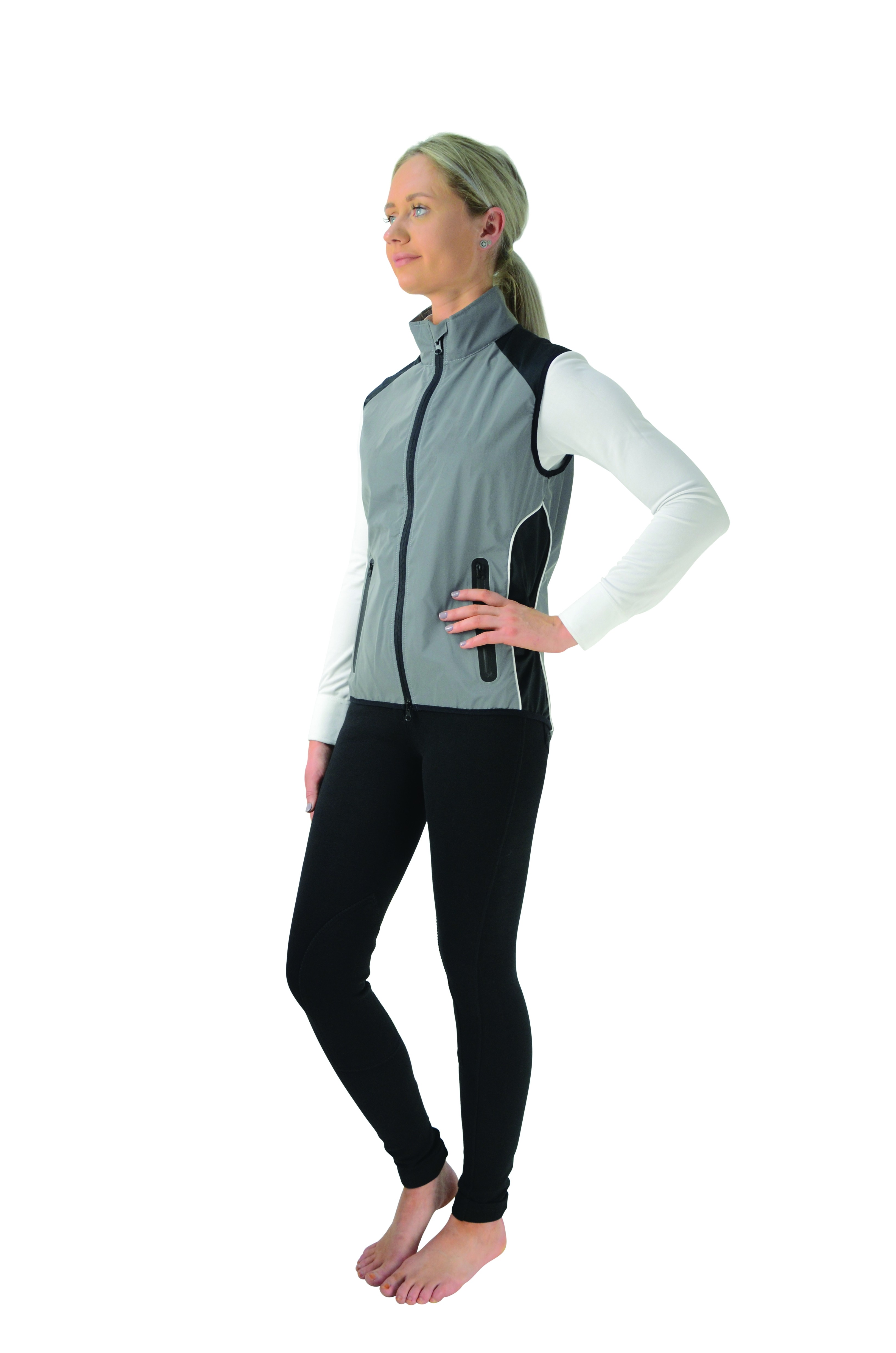 HyViz Silva Mercury Reflective Gilet  - Thomas Irving's equestrian and accessories store  HyViz Silva Flash Reflective Gilet