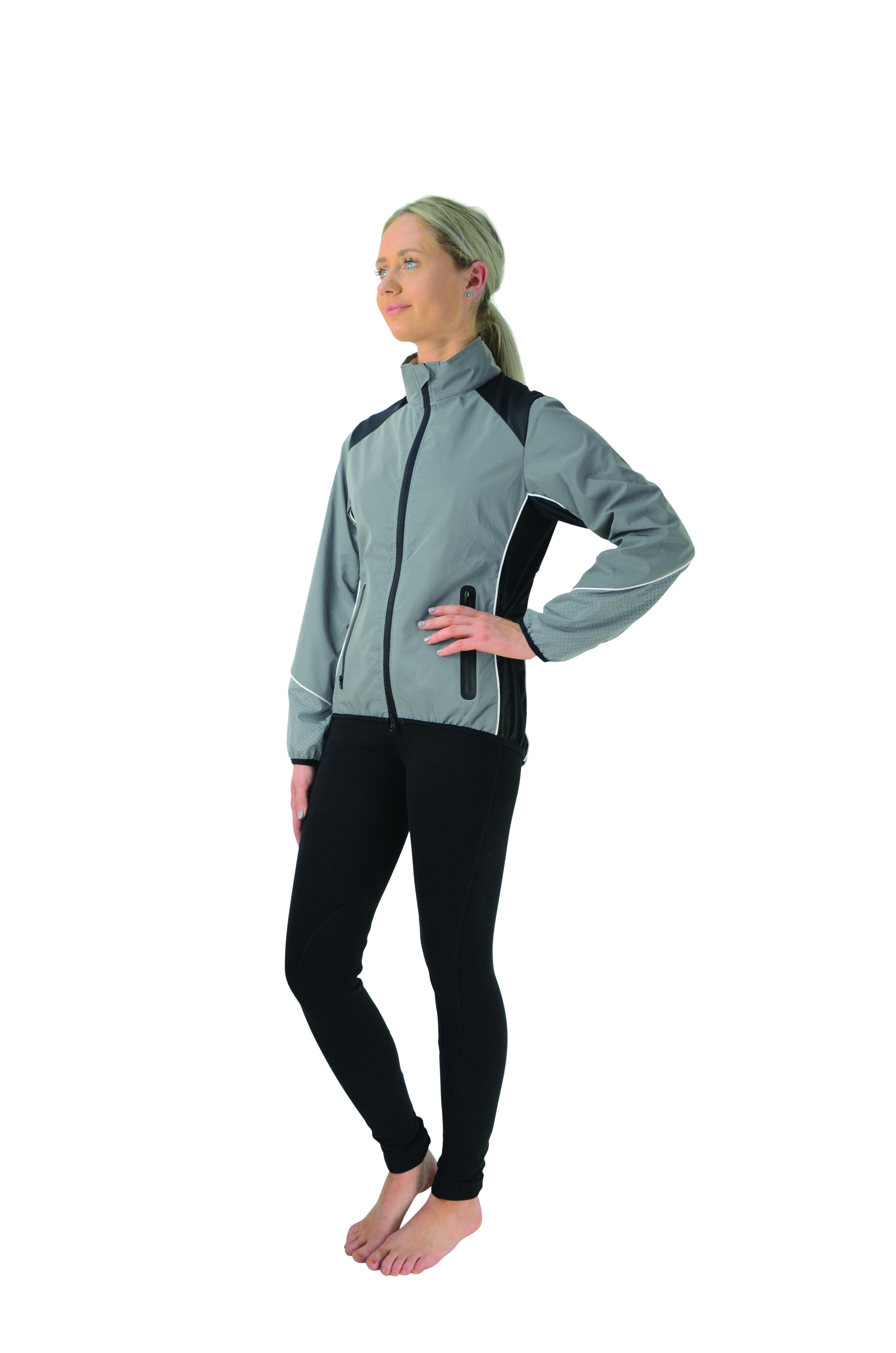 HyViz Silva Mercury Reflective Jacket  - Thomas Irving's equestrian and accessories store  HyViz Silva Flash Reflective Jacket