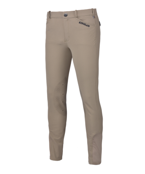 Kingsland Kenton E-Tec Mens Knee Grip Breeches  - Thomas Irving's equestrian and accessories store  Kingsland Kenton E-Tec Mens Knee Grip Breeches