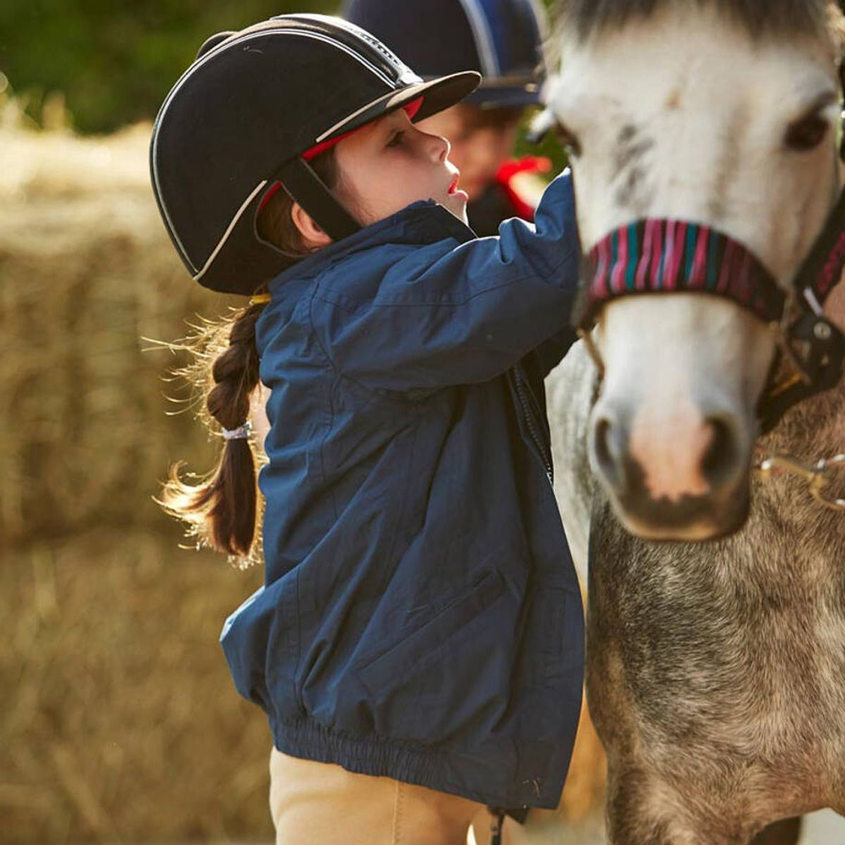 Harry Hall Kids Blouson Jacket  - Thomas Irving's equestrian and accessories store  Harry Hall Kids Blouson Jacket