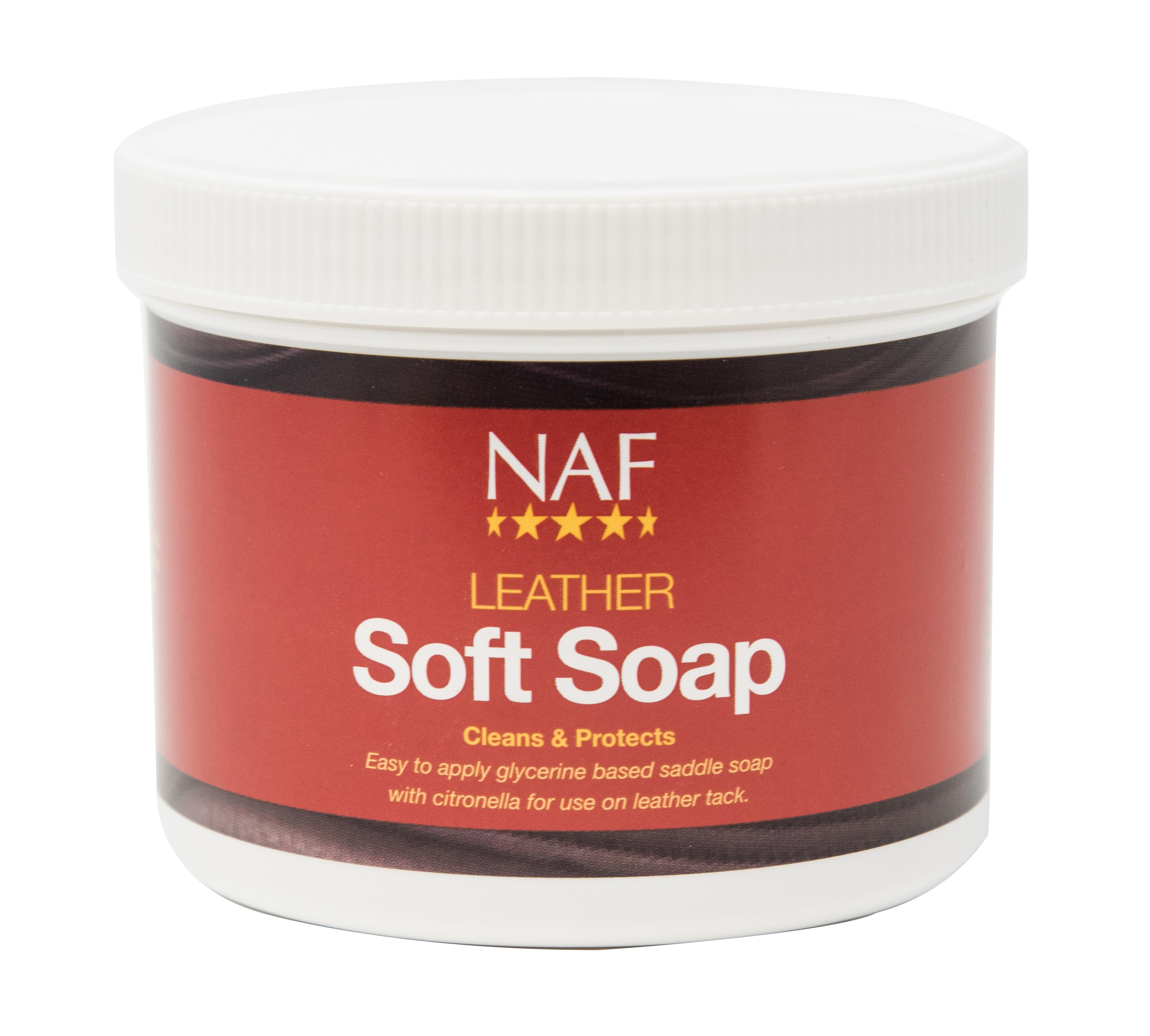 NAF Leather Soft Soap  - Thomas Irving's equestrian and accessories store  NAF Leather Soft Soap