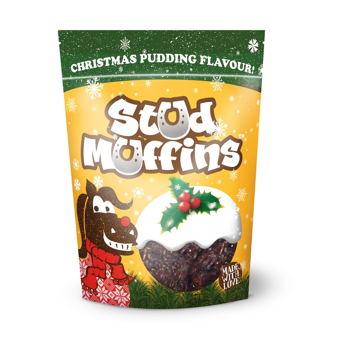 Likit Stud Muffins Christmas Pudding  - Thomas Irving's equestrian and accessories store  Likit Stud Muffins Christmas Pudding