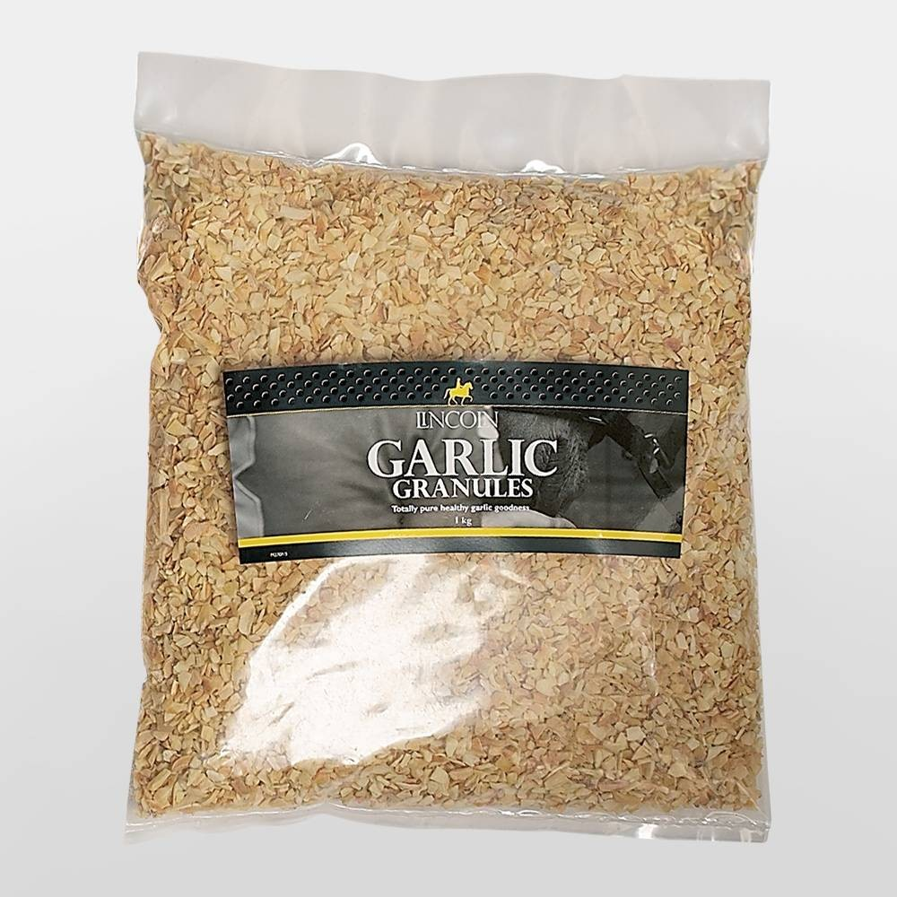 Lincoln Garlic Granules Refill Pack  - Thomas Irving's equestrian and accessories store  Lincoln Garlic Granules Refill Pack