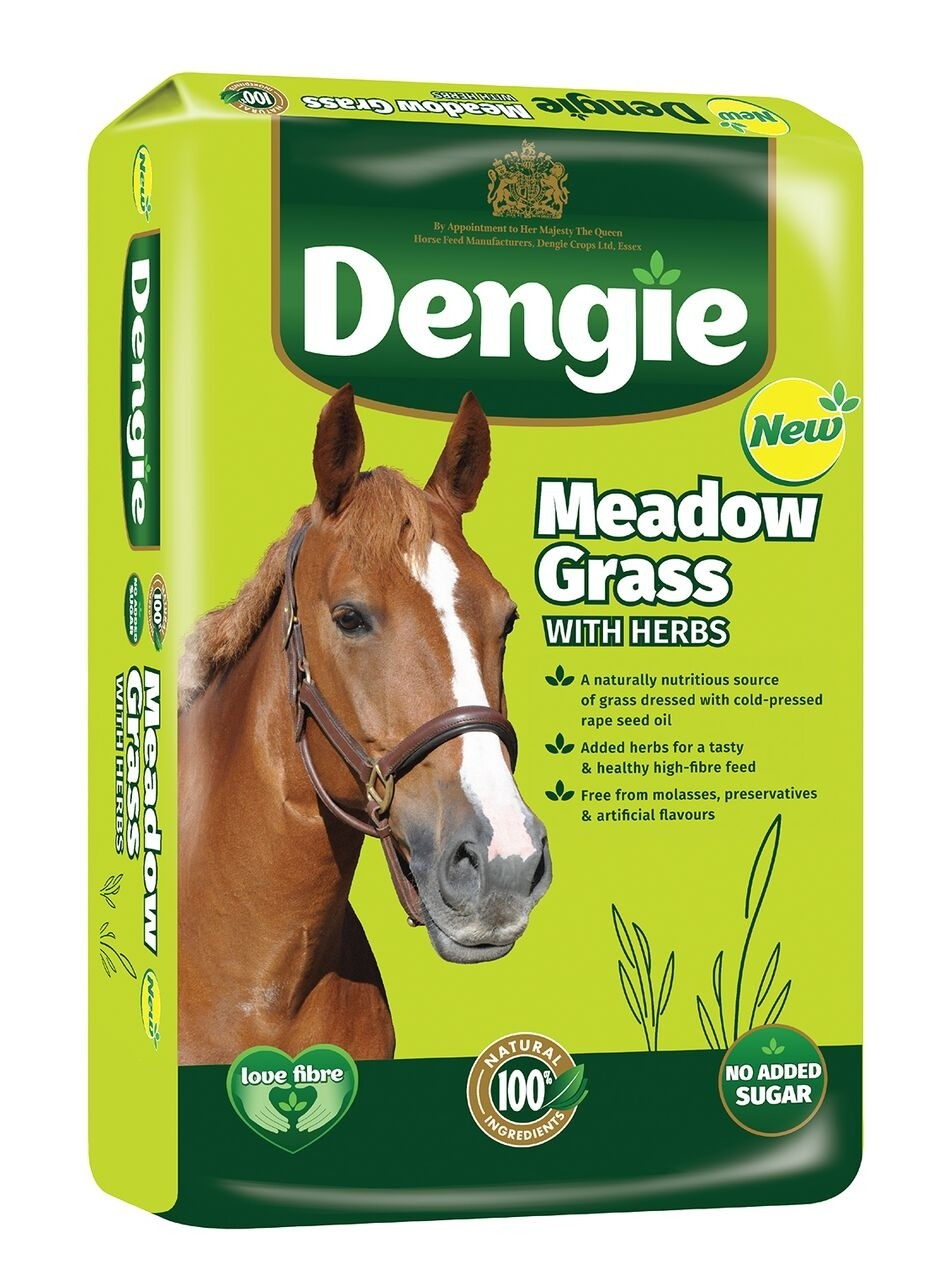 Dengie Medaow Grass with Herbs  - Thomas Irving's equestrian and accessories store  Dengie Medaow Grass with Herbs