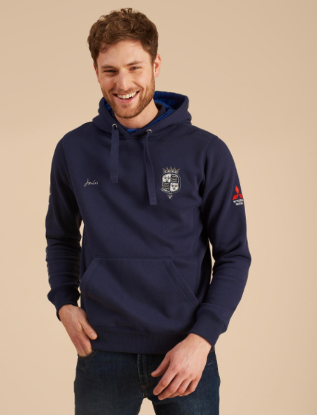Joules Offical Badminton Mens Sweatshirt  - Thomas Irving's equestrian and accessories store  Joules Official Badminton Mens Sweatshirt