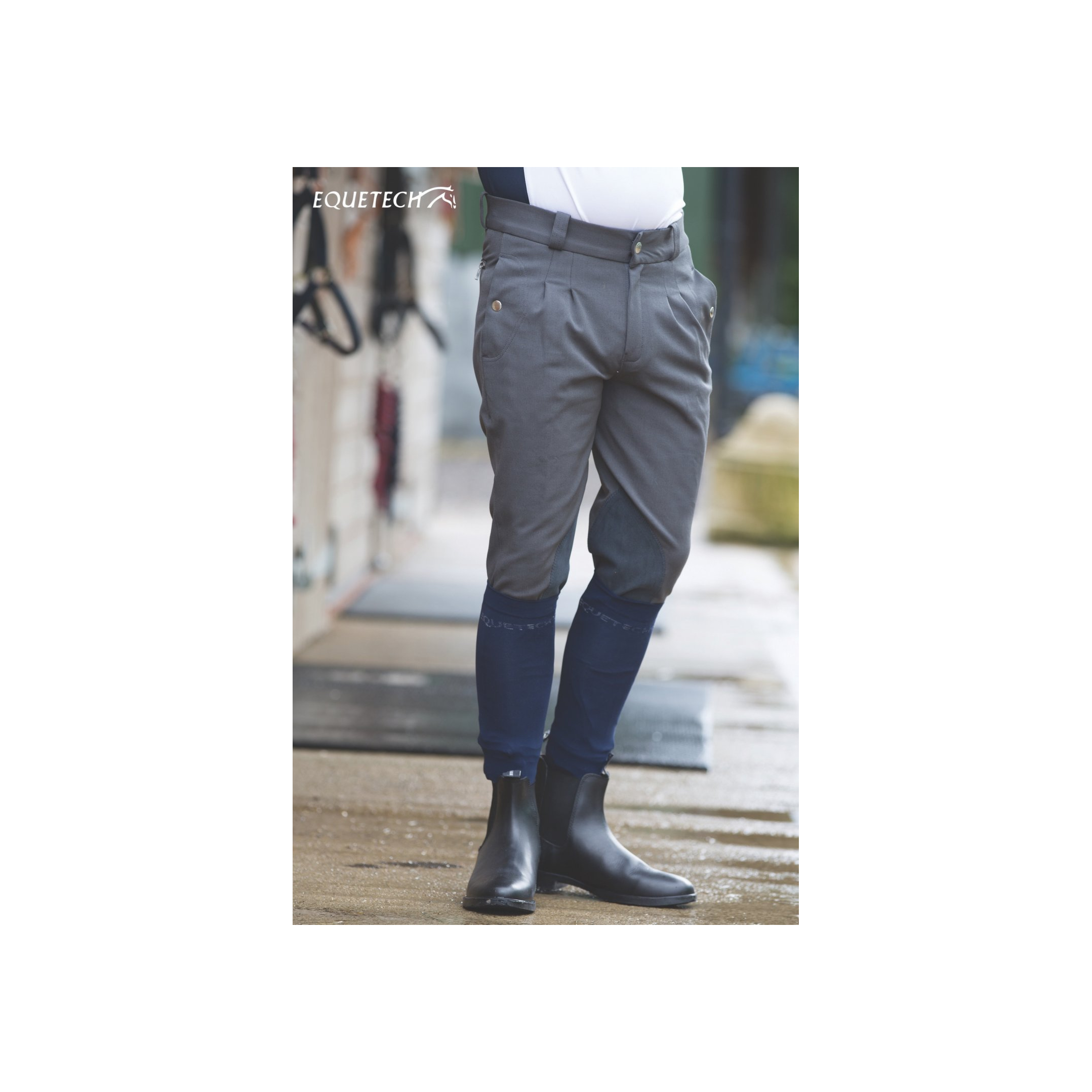 Equetech Mens Kingham Breeches  - Thomas Irving's equestrian and accessories store  Equetech Mens Kingham Breeches