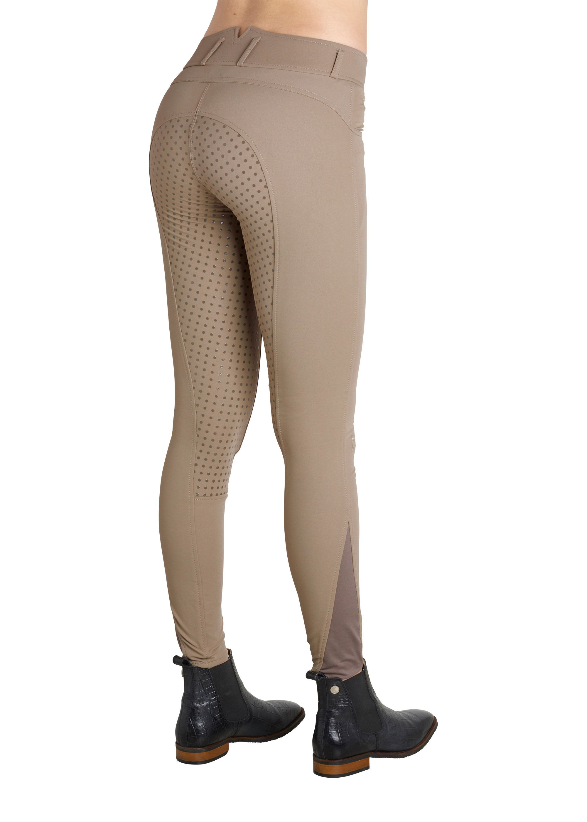 Montar ESS High Waist Full Seat Womens Breeches  - Thomas Irving's equestrian and accessories store  Montar ESS High Waist Full Silicone Seat Breeches