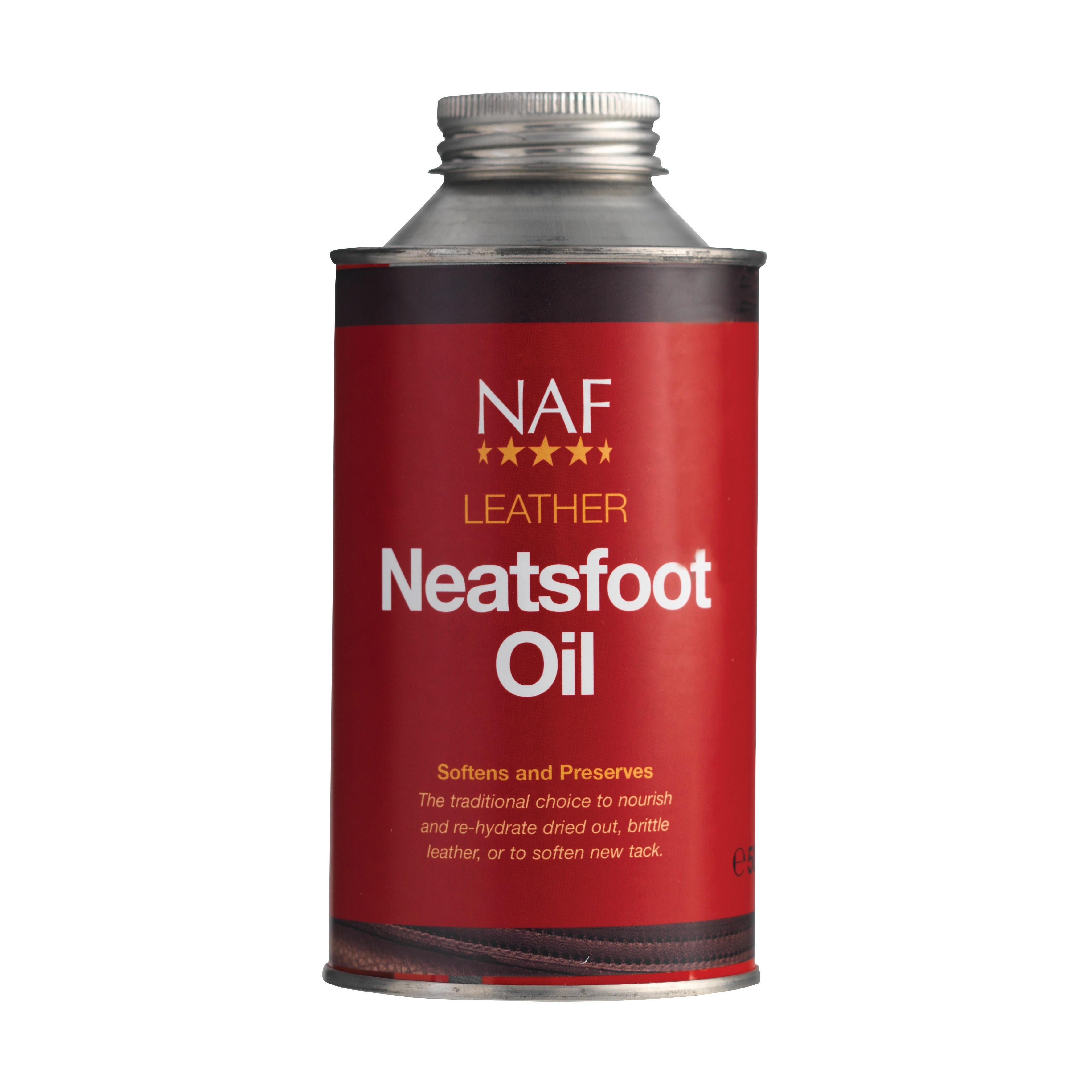 NAF Leather Neatsfoot Oil  - Thomas Irving's equestrian and accessories store  NAF Leather Neatsfoot Oil
