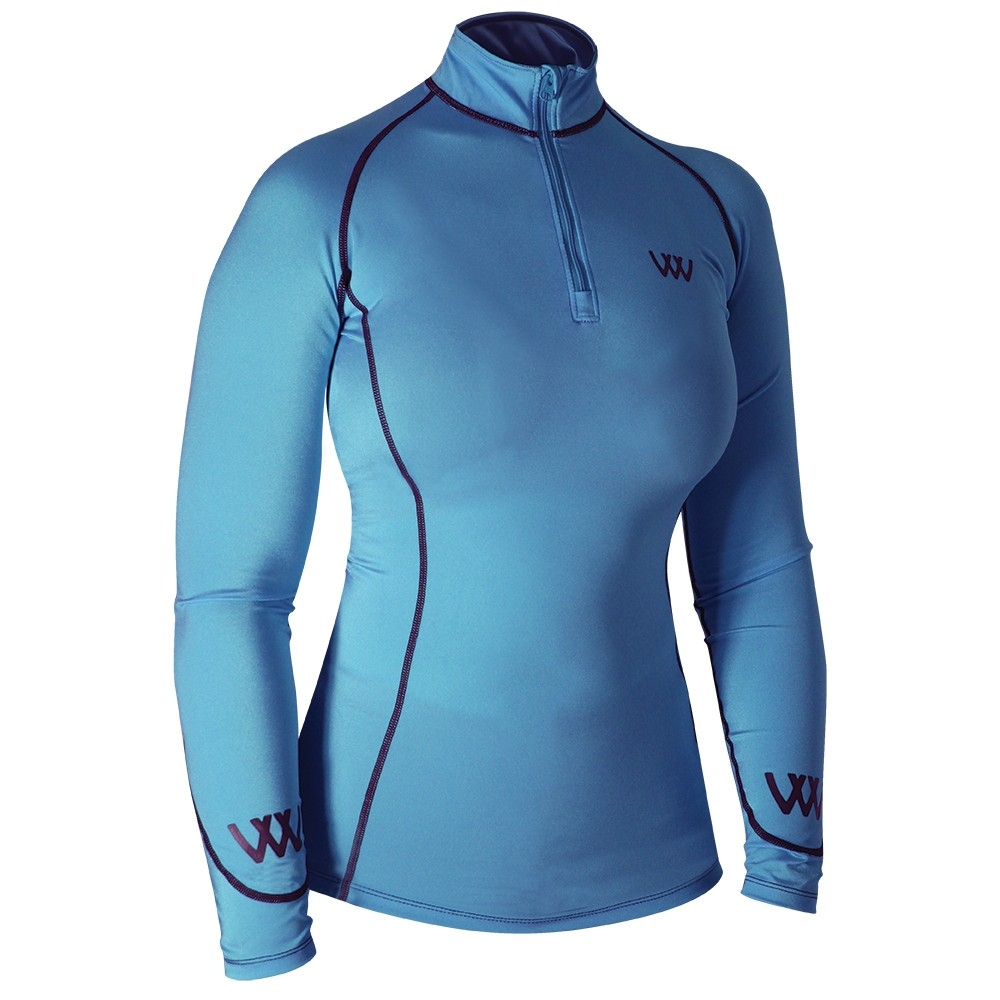 Woof Wear Performance Riding Shirt  - Thomas Irving's equestrian and accessories store  Woof Wear Performance Riding Shirt