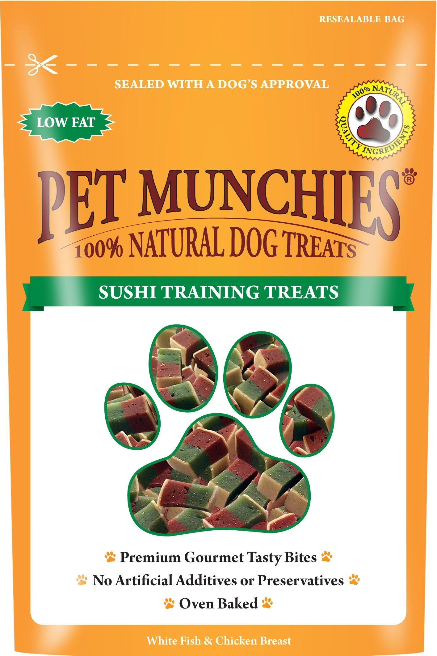 Pet Munchies Sushi Training Treats  - Thomas Irving's equestrian and accessories store  Pet Munchies Sushi Training Treats