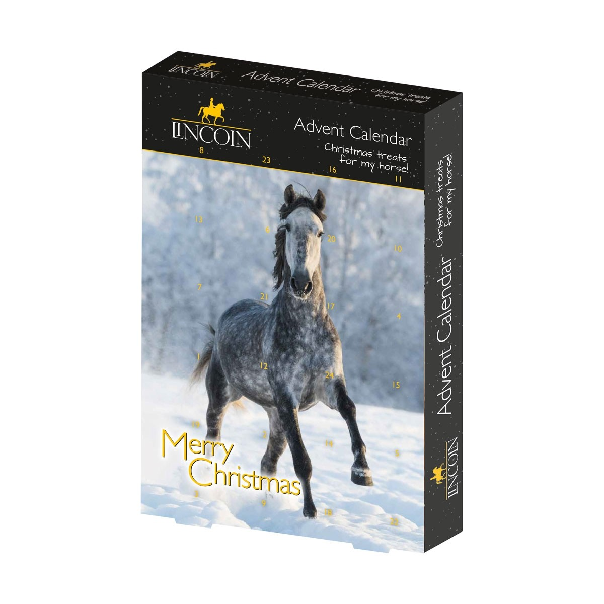 Lincoln Christmas Herb Stix Advent Calender  - Thomas Irving's equestrian and accessories store  Lincoln Christmas Herb Stix Advent Calender