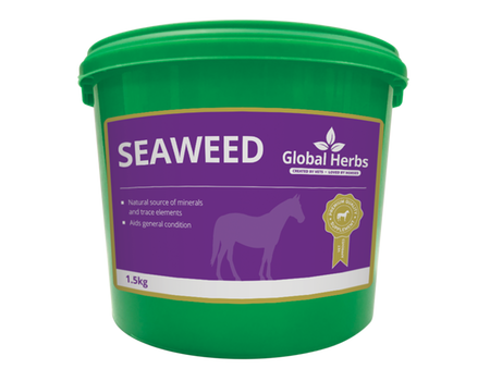 Global Herbs Seaweed  - Thomas Irving's equestrian and accessories store  Global Herbs Seaweed