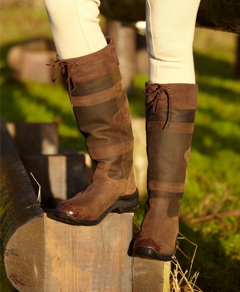 Toggi Canyon Long Riding Boot  - Thomas Irving's equestrian and accessories store  Toggi Canyon Long Riding Boot