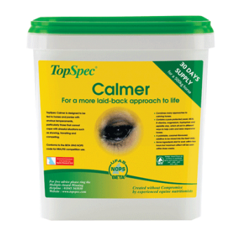 TopSpec Calmer  - Thomas Irving's equestrian and accessories store  TopSpec Calmer