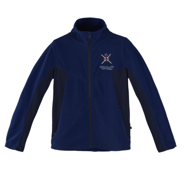 Kingsland Waycross Junior Fleece Jacket  - Thomas Irving's equestrian and accessories store  Kingsland Waycross Junior Fleece Jacket