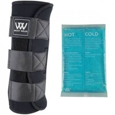 Woof Wear Ice Therapy Boot with Gel Packs  - Thomas Irving's equestrian and accessories store  Woof Wear Ice Therapy Boot with Gel Packs