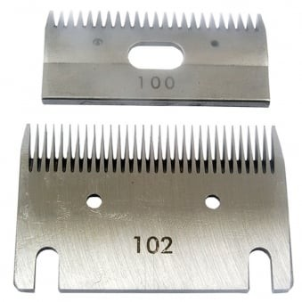 Wolseley A2 Cliiper Blades  - Thomas Irving's equestrian and accessories store  Wolseley A102F Clipper Blades