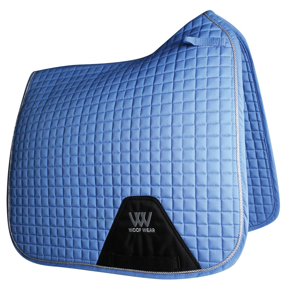 Woof Wear Close Contact Colour Fusion Saddlecloth  - Thomas Irving's equestrian and accessories store  Woof Wear Dressage Colour Fusion Saddlecloth