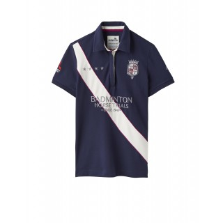 Joules Official Badminton Ladies Polo