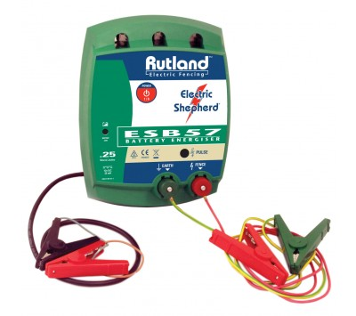 Rutland ESB57 Battery Fence Energiser