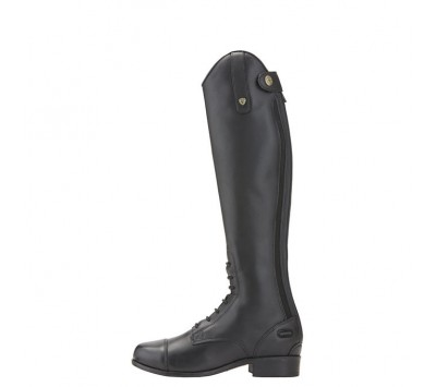Ariat Kids Heritage Contour Field Zip Tall Riding Boot