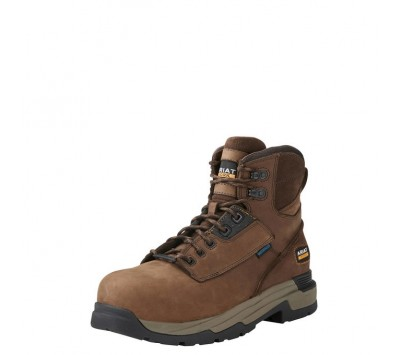 "Ariat Mens Mastergrip 6"" Work Boot"