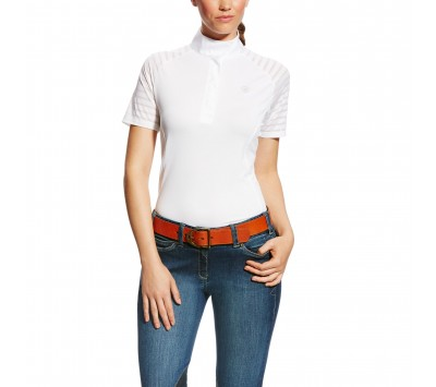 Ariat Womens Aptos Vent Show Shirt