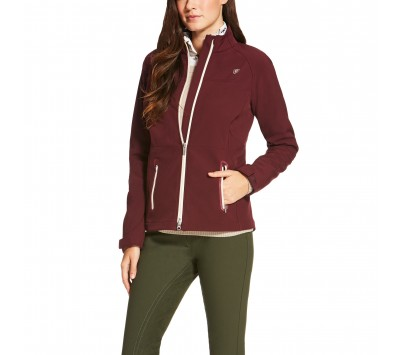 Ariat Womens Vivid Softshell Jacket