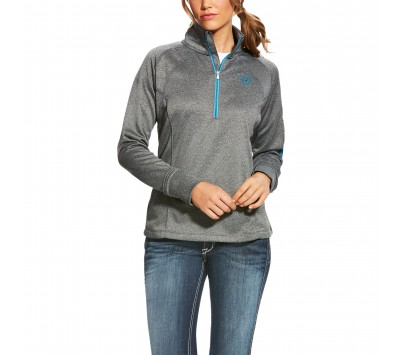 Ariat Womens Tek Team 1/4 Zip