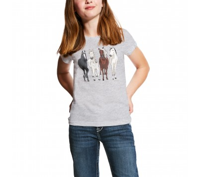 Ariat Girls 360 View Tee