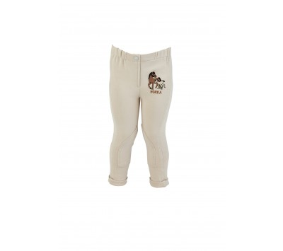 Horka Junior Mini Knee Patch Breeches