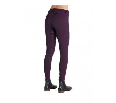 Montar Ellen Yati Full Logo Grip Breeches