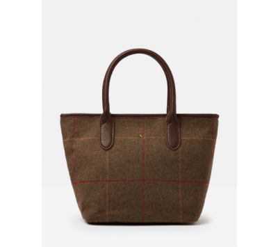 Joules Carey Tweed Grab Bag