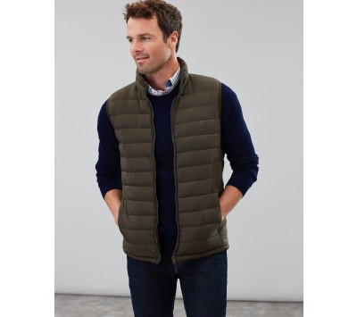 Joules Mens Go To Lightweight Barrel Gilet