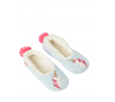 Joules Girls Dreama Character Slippers