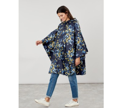 Joules Poncho Showerproof Cover Up