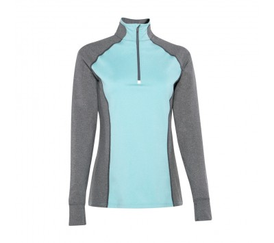 Noble Outfitters Womens Athena 1/4 Zip Top
