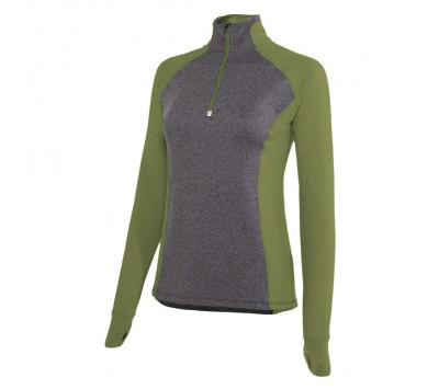Noble Outfitters Athena 1/4 Zip Top