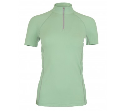 Noble Equestrian Ashley Performance Short Sleeve Top