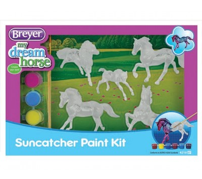 Breyer Stablemates Suncatcher Paint Kit