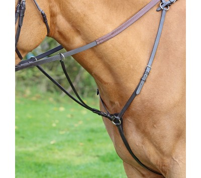 Shires Aviemore Hunt Weight Breastplate