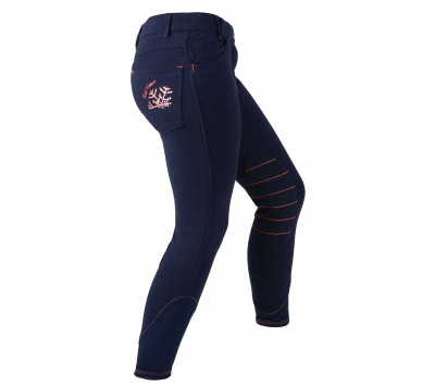 Horka Vinter Junior Knee Patch Breeches