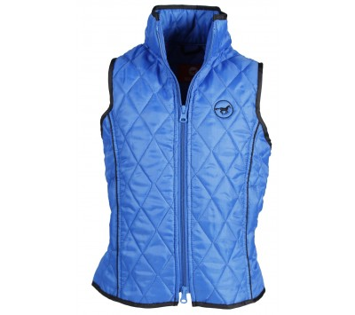 Horka Duel Girls Quilted Gilet
