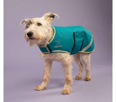 Shires Digby & Fox Waterproof Dog Coat