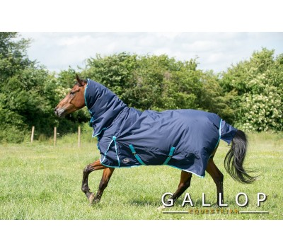 Gallop Trojan 350g Combo Turnout Rug