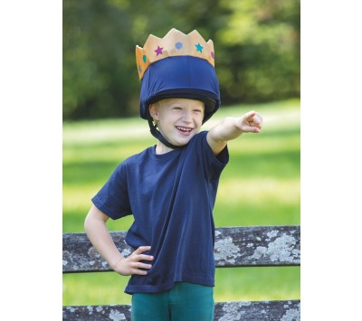 Shires Crown Hat Cover