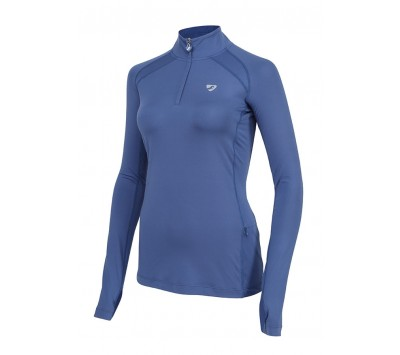 Shires Aubrion Tipton Ladies Long Sleeve Base Layer