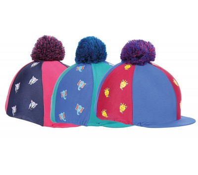 Shires Childs Tikaboo Hat Cover